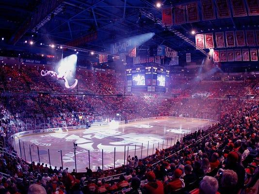 Tampa Bay Lightning v Detroit Red Wings - Game Six