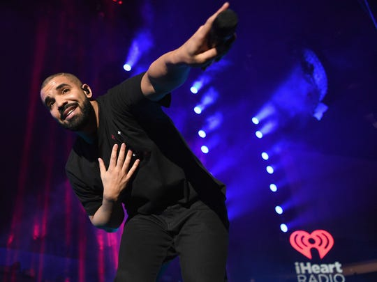 Drake became Spotify's most streamed musician in 2016.