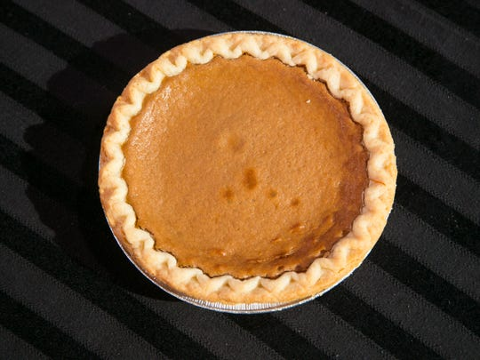 Pumpkin Pie from Fry's Food Stores.
