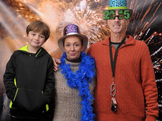 PNJ New Year's Eve 2014-2015 Photo Booth.