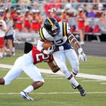 Neville travels to West Monroe Jamboree on Friday, August 28, 2015.