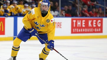 NHL Draft: Sabres will be getting 'holy trinity' of brains, hands, feet in Rasmus Dahlin