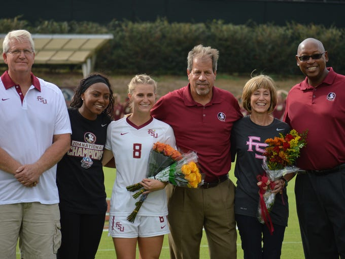 The Florida State women's soccer team wrapped up their