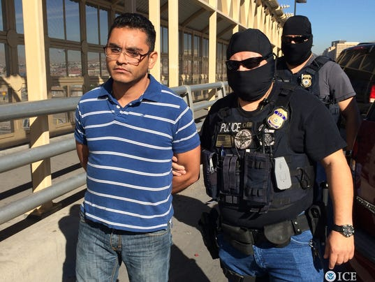 ERO El Paso removes Mexican fugitive wanted for homicide