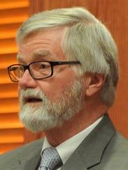 County Judge Woody Gossom