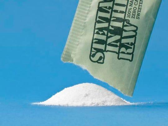 Recipe Rehab chef Mareya Ibrahim suggests using Stevia sweetener to satisfy sugar cravings.