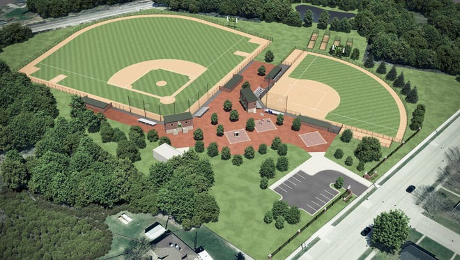 St. Norbert College's Mel Nicks Sports Complex is getting a $2 million upgrade. Here's what it will look like.
