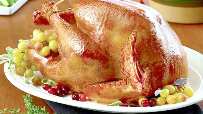 This Thanksgiving is a prime time for splurging on oneself with a premium quality, free-range organic turkey.