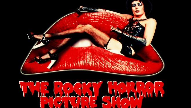 "The 1975 cult classic ""The Rocky Horror Picture Show."""