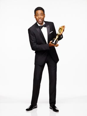 Chris Rock will return to host the Oscars for a second