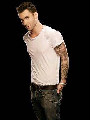 "He's Adam ""Sexiest Man Alive"" Levine. And March 18,"