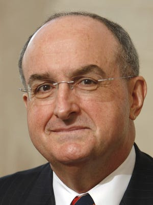 Michael A. McRobbie, Indiana University president.