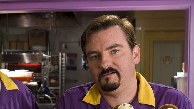 """Project FX judge Brian O'Halloran in a scene from """"Clerks 2"""" (2006)."""