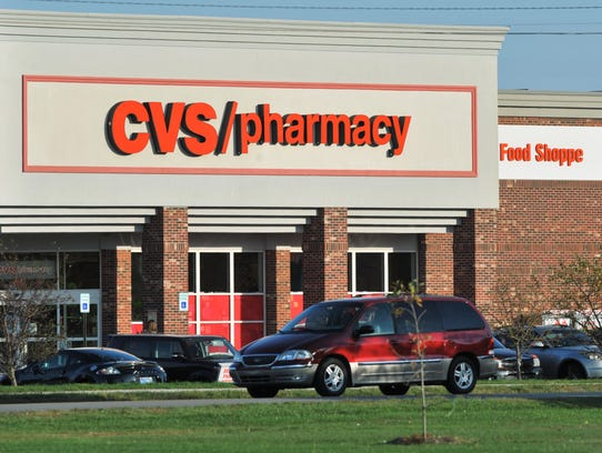The CVS store at Southeastern Ave. and Franklin Rd. is one of the few commercial presences in the area. Joe Vitti / The Star