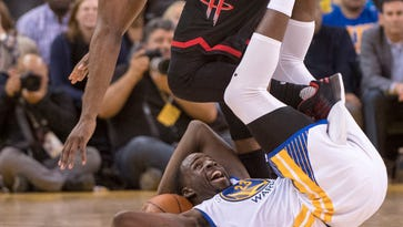 NBA says Draymond Green not being singled out