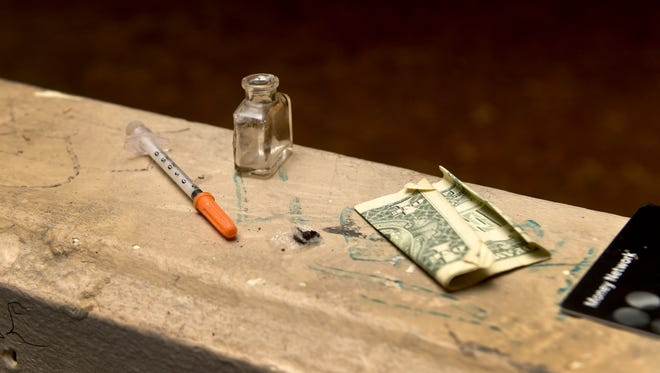 Close to half of the emergency room visits for Ventura County residents caused by heroin over the first three quarters of 2016 involved millennials ages 20 to 29.