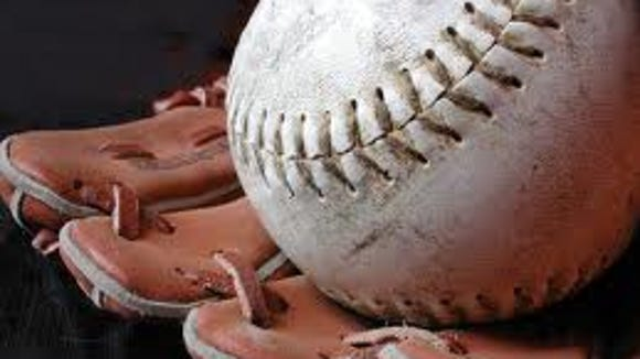 Softball file art