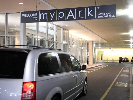 Space savers: Mall parking app growing in popularity