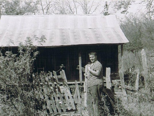 Jim Monday in 1955