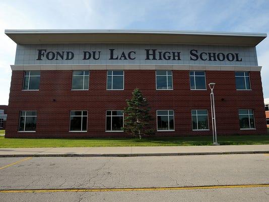 FON 062614 fond du lac high school building