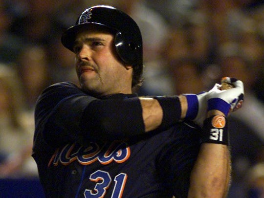 -  Mike Piazza was a 12-time All-Star, has the most home runs by a catcher (427 total) and was the 1993 National League Rookie of the Year.
