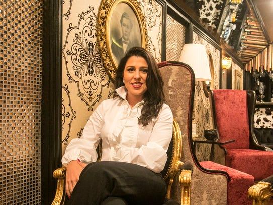 Tutoni's and The King George Club owner Toni Calderone,