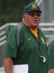 Veteran Harrison head coach John Herrington believes