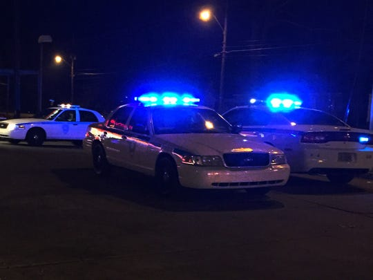 Jackson Police Dept. cars are shown in this file photo.