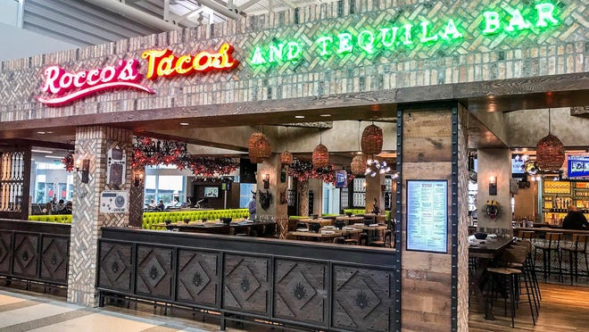 Rocco's Tacos is now open in Terminal 1, Concourse C at Fort Lauderdale-Hollywood International Airport.