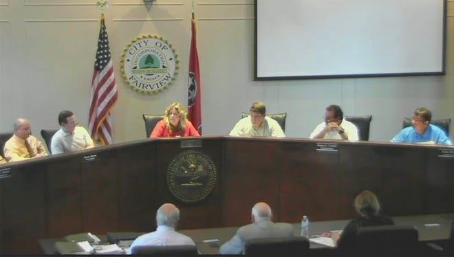 The Fairview Municipal Planning Commission will reconvene for a special meeting on Feb. 21.