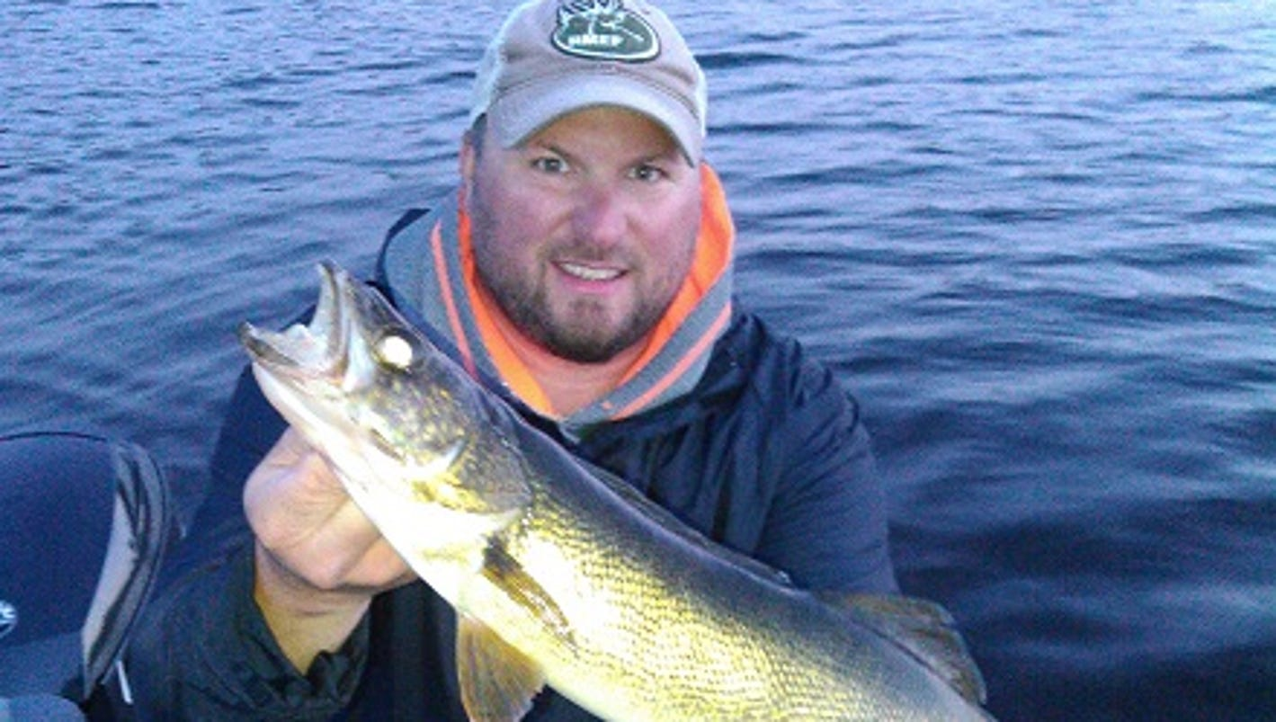 Tomahawk area fishing report for sept 6 for Seven b s fishing report