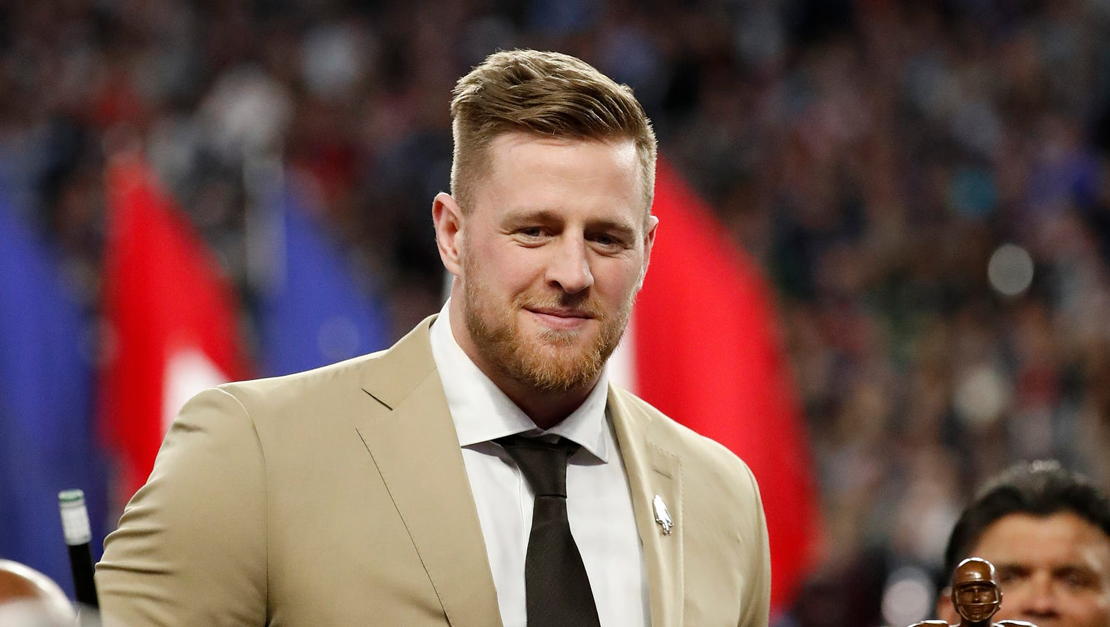 J.J. Watt donates $10,000 to family of Appleton firefighter killed in shooting