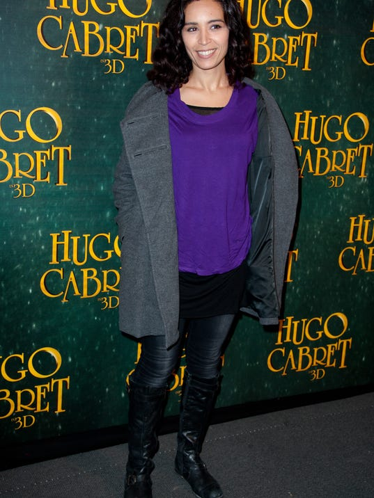'Hugo Cabret 3D' - Paris Premiere Photocall