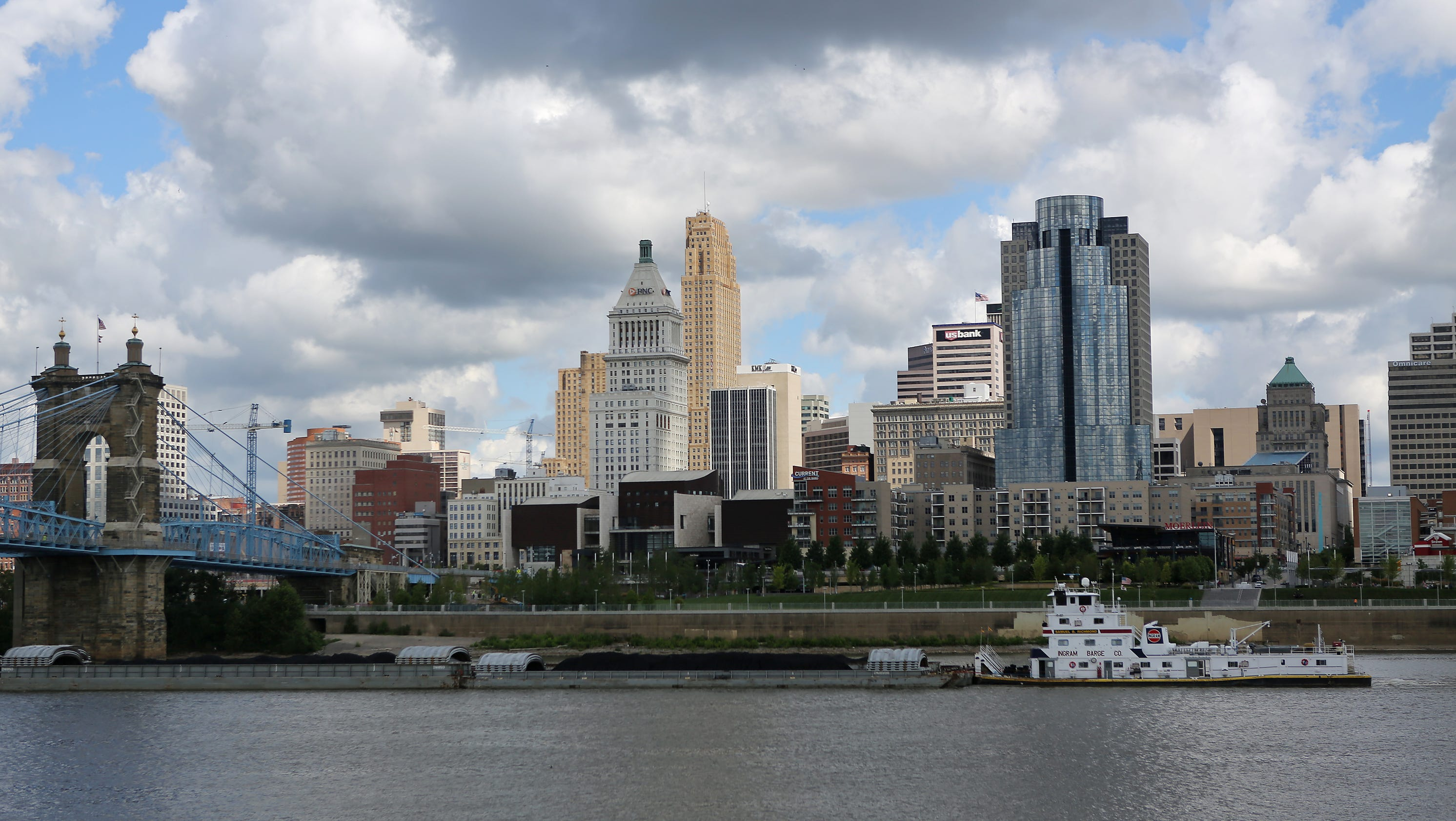 Cincinnati best in ohio in 39 100 best places to live 39 in for Best city to leave in usa