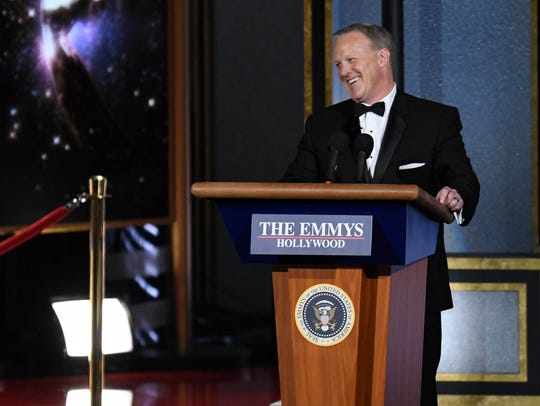 Sean Spicer finally got the last laugh about crowd