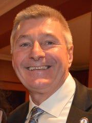 Carmel Town Supervisor Ken Schmitt  kept the town's
