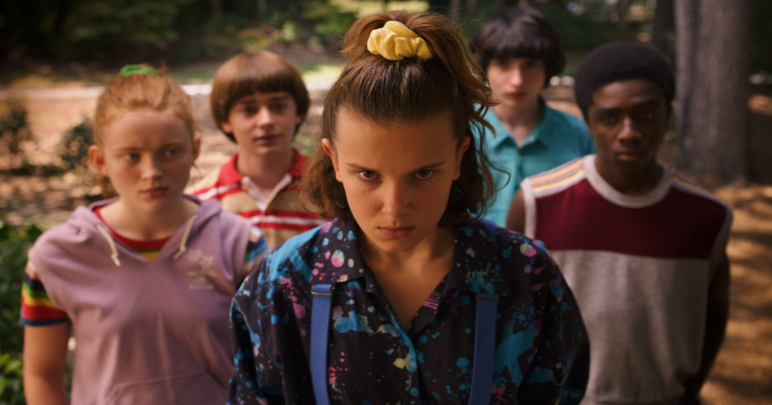 Purdue plans to recreate 'Stranger Things 3' shirt as