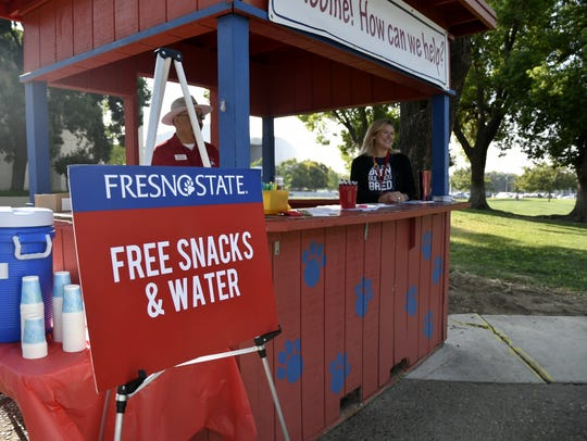 Fresno State welcomed more than 25,200 students to