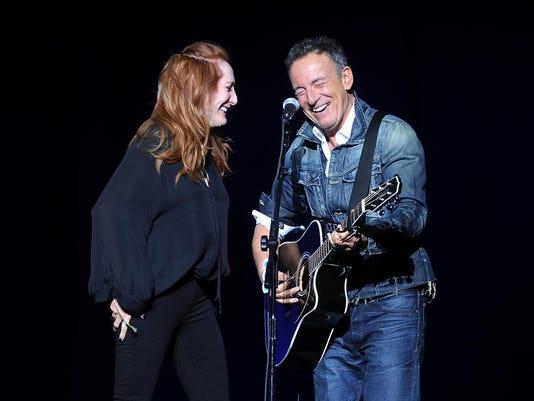 Patti Scialfa, Bruce Springsteen