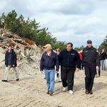 Spokesman: Christie misspoke on Trump's Sandy aid