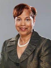 SJGC Interim Dean Lady Dhyana Ziegler DCJ, Ph.D., was