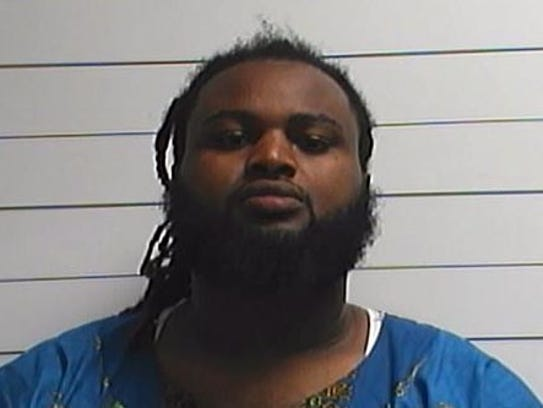 Booking photo of Cardell Hayes.