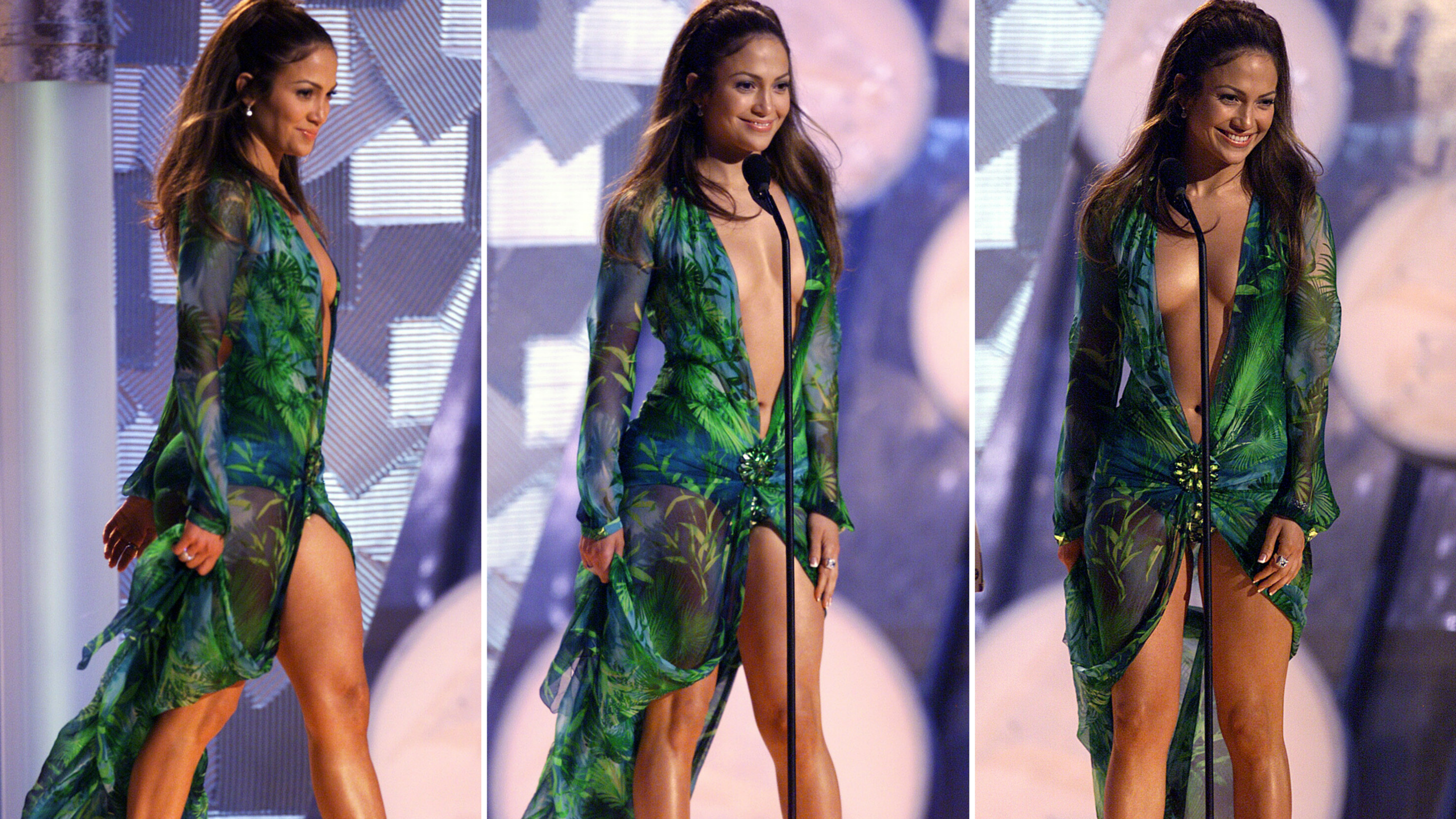 J Los Infamous Green Grammys Dress Is The Reason Google