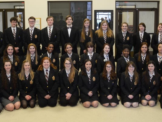 CSPA Choir