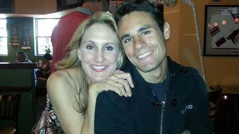 Mark Serna snapped a picture of his stepson, Brian Chase, and his mother, Stacey, as they sat enjoying food at one of their favorite local restaurants. Brian was killed in a hit-and-run later that night, two years ago.