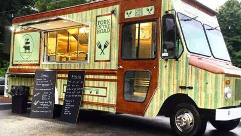Clock Tower Grill's new food truck is available for private events.