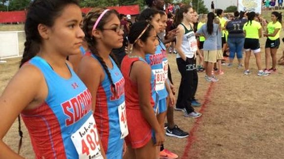The Socorro girls are ranked No., 3 in the city. They will be competing at the Nike South Invitational in Houston on Saturday.