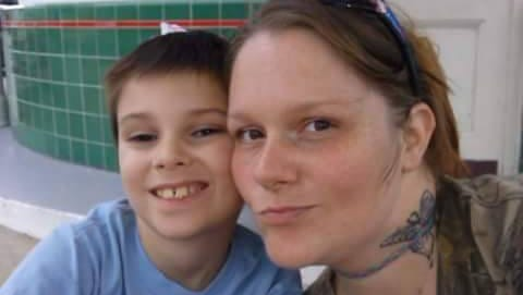 The bodies of Day-Min Marshall, 9, and his mother, Misty Marshall, were found Thursday.