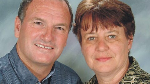 Dale and Jan Reece are the pastors of Glad Tidings Assembly of God Church, which is changing its name to Cross Point Assembly of God.