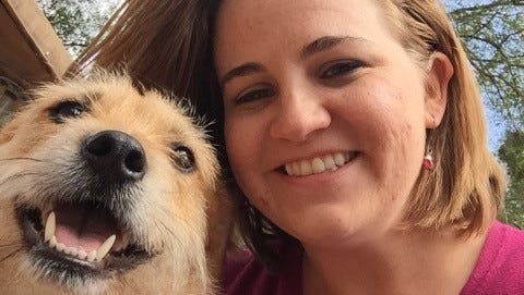 Pastor Pam McMillian will be praising pets, great and small, at the Blessing of the Animals on Saturday at 2 p.m.